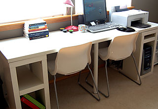 Homeschool classroom workstation1