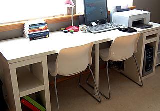 Homeschool classroom workstation1