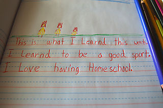 Homeschooling journal entry01