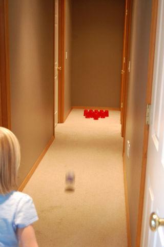 Hallway bowling2008-12-01