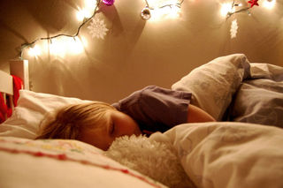 Hannah at bedtime2008-12-04