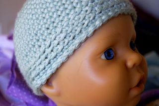Baby hat for alex's baby2009-01-11