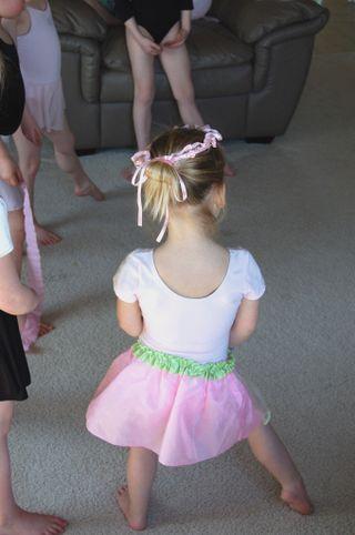 Ballet lesson tandu2009-03-18