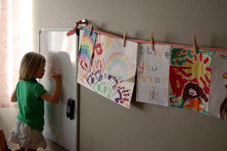 Homeschooling report hannah at board2009-04-06