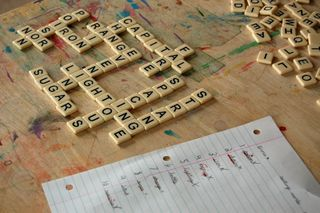 Homeschooling report bananagrams2009-04-06