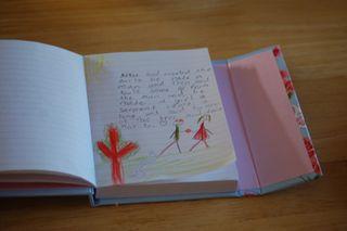 Morning sharing emma's journal2009-04-05