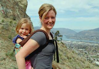 Saddlerock mom and laurel2009-04-18