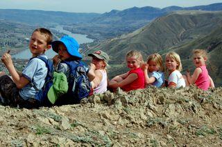 Saddlerock kids faces2009-04-18
