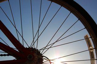 Tri training bike wheel2009-04-23