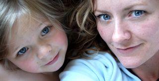 Hannah and mom2009-05-04
