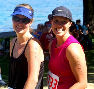 We are triathletes2009-07-18