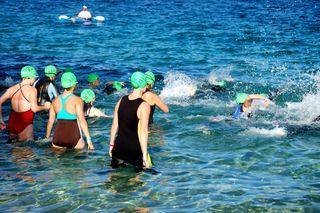 Swim start2009-07-18
