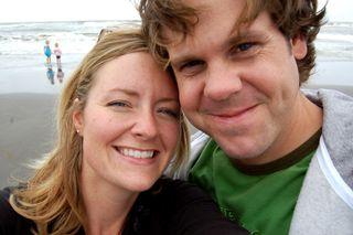 Carl and lib self pic2009-08-13
