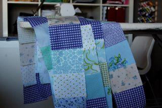 Sunday sewing2009-08-22