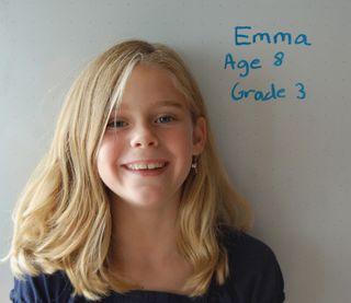 1st day emma2009-08-30