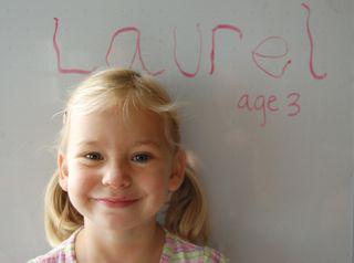 1st day laurel2009-08-30