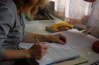 Planning schoolwork2009-09-17