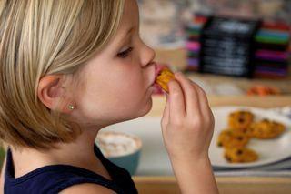 Hannah cookies2009-10-05