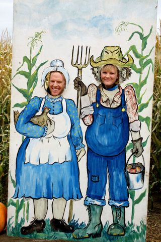 Farmer marsha and alex2009-10-09