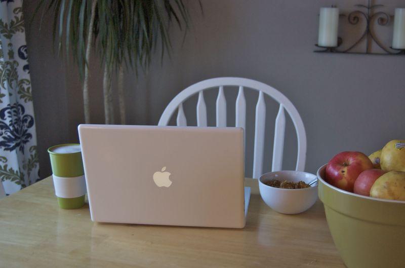 Apple for breakfast