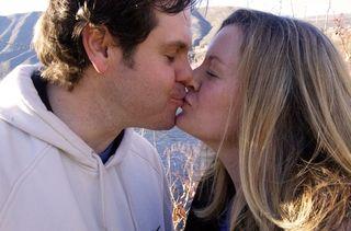 Warm springs kiss
