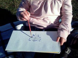 Hannah's nature study