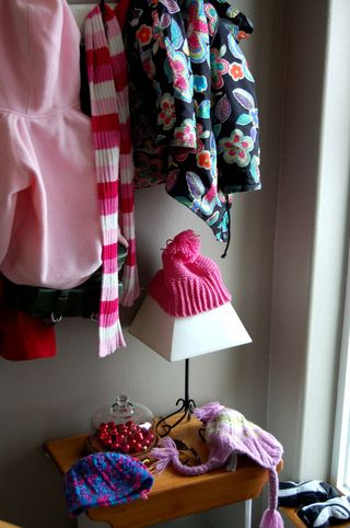 Winter gear piled by the door2009-12-14