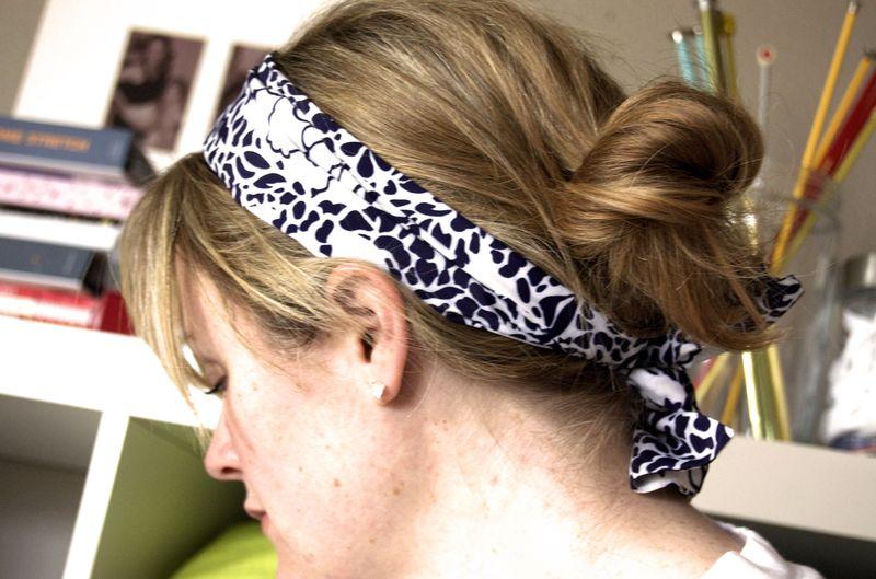 Sewing hair do