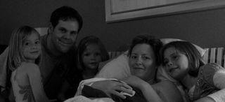 Ian's birth family pic