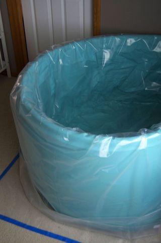 Homebirth tub