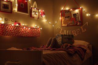 Laurel's christmas lights