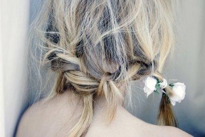 Lose braid