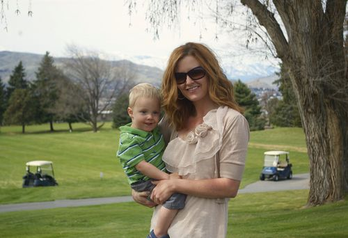 Mom and bubs on the course.jpg