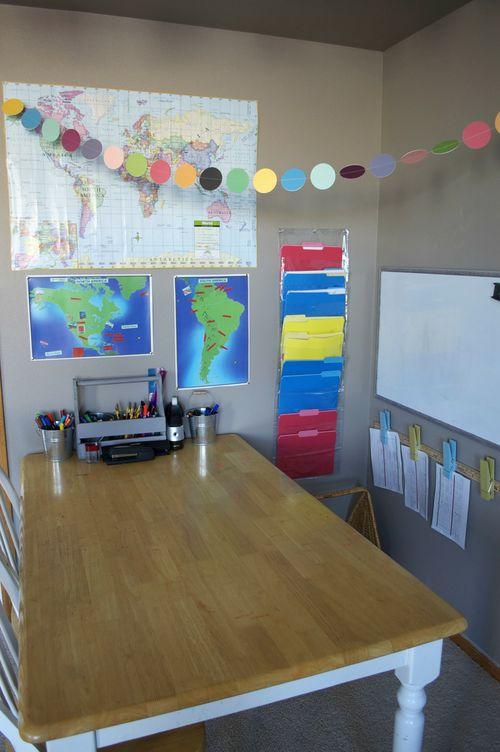 School room 4
