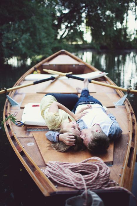 Row boat imagined