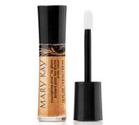 Beach bronze lip gloss