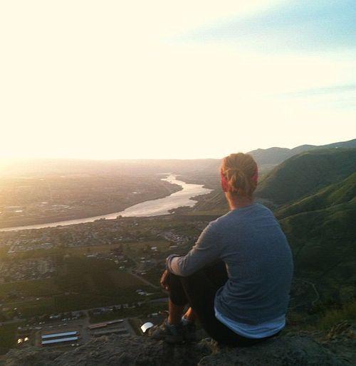 Saddlerock at sunrise