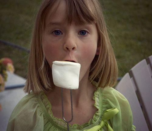 Friday night marshmallows 3
