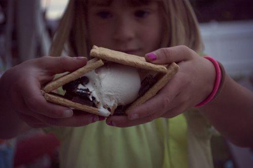Friday night marshmallows 6