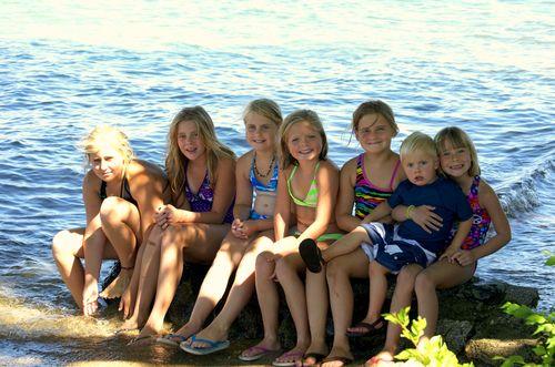 Lake chelan 2012 kids